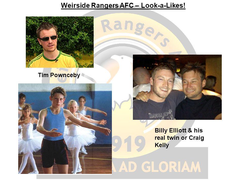 Tim Pownceby Billy Elliott & his real twin or Craig Kelly