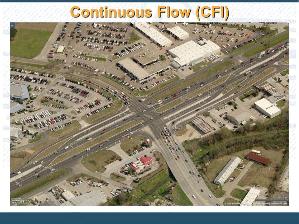 Continuous Flow (CFI)