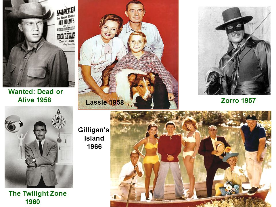 1959 The Dick Van Dyke Show 1961 The Andy Griffith Show 1963 1966 1967 1970