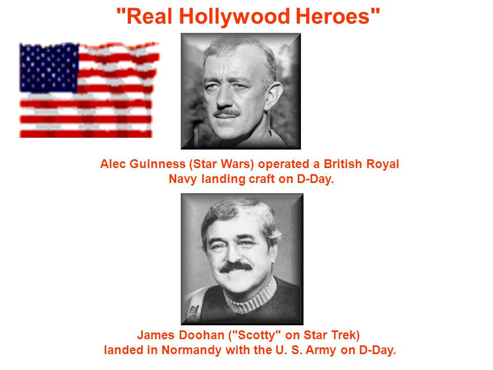 WHAT HAPPENED TO THE WW II MOVIE STARS.
