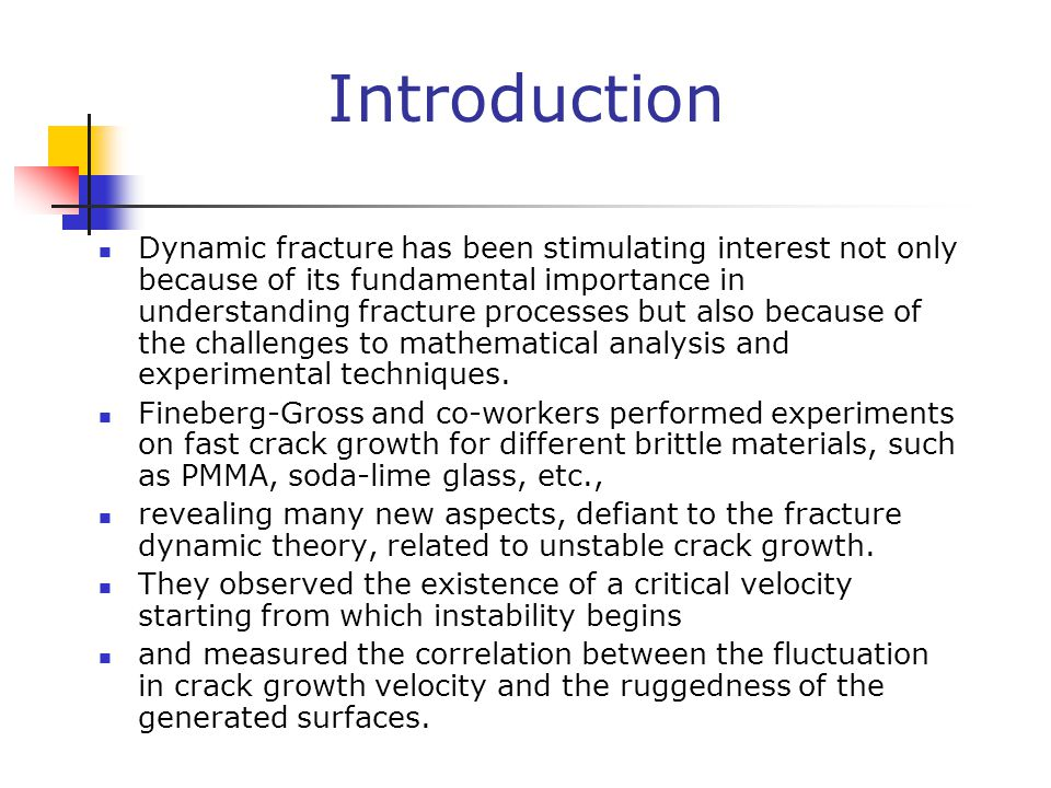 Experimental x Theoretical Chaotic nature of dynamic fracture