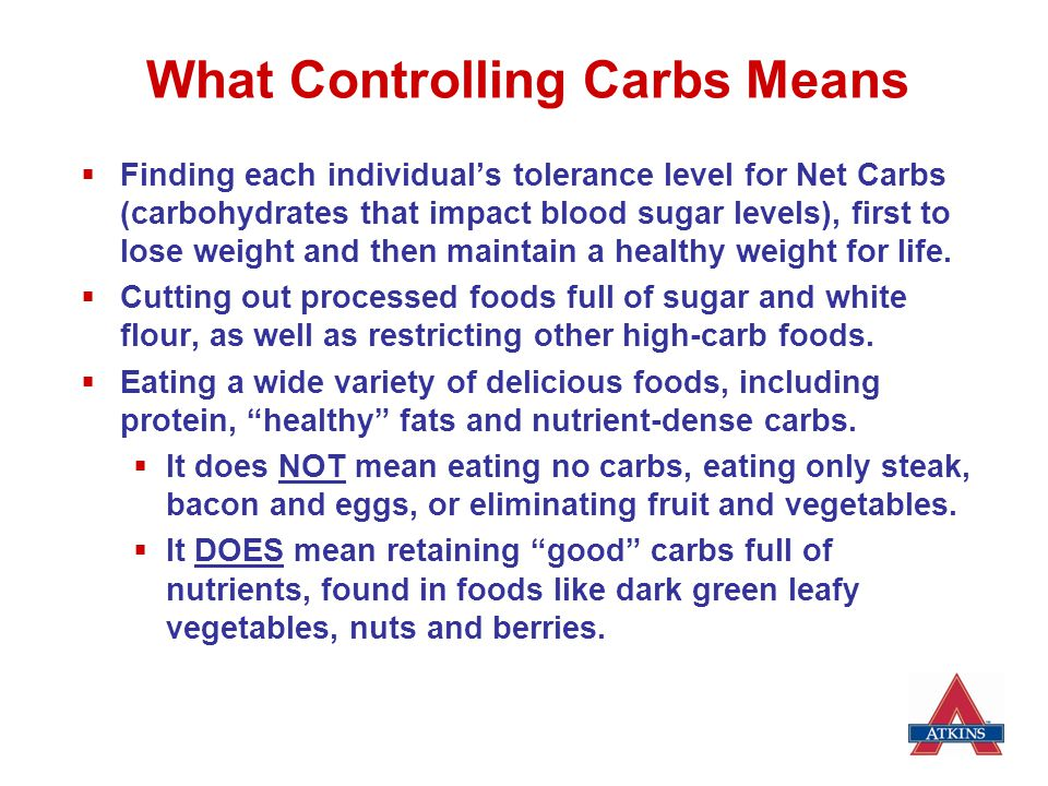 Atkins Carbohydrate Equilibrium (ACE) The amount of carbohydrate an individual can eat each day while neither gaining nor losing weight.