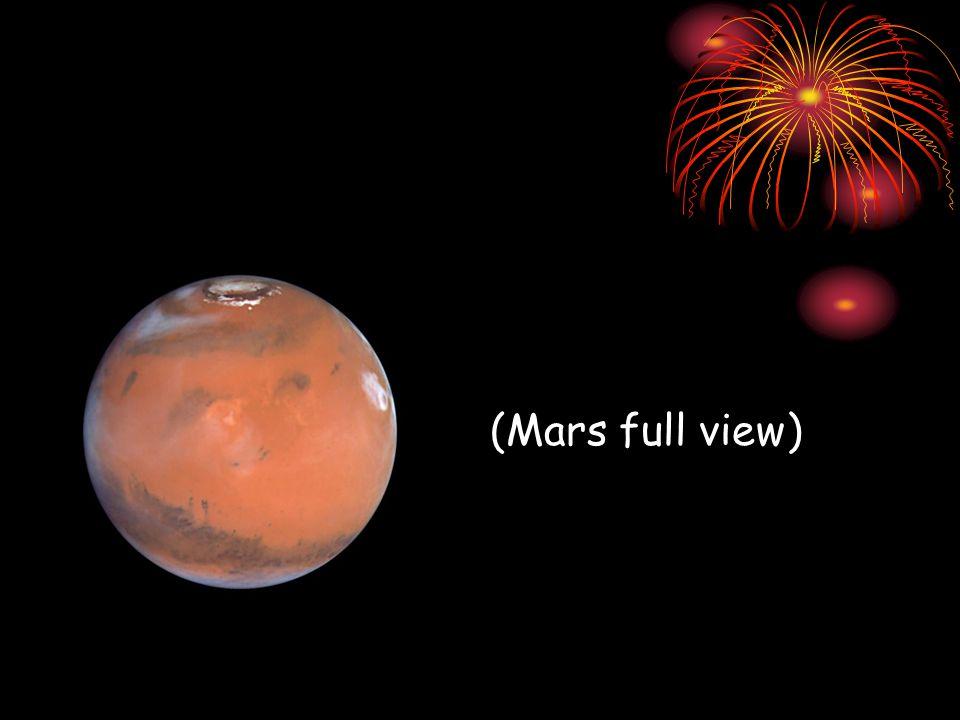 (Mars full view)