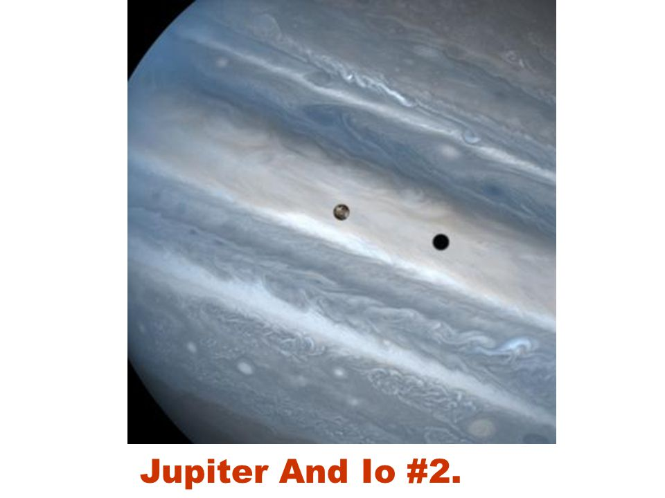 Jupiter And Io #2.