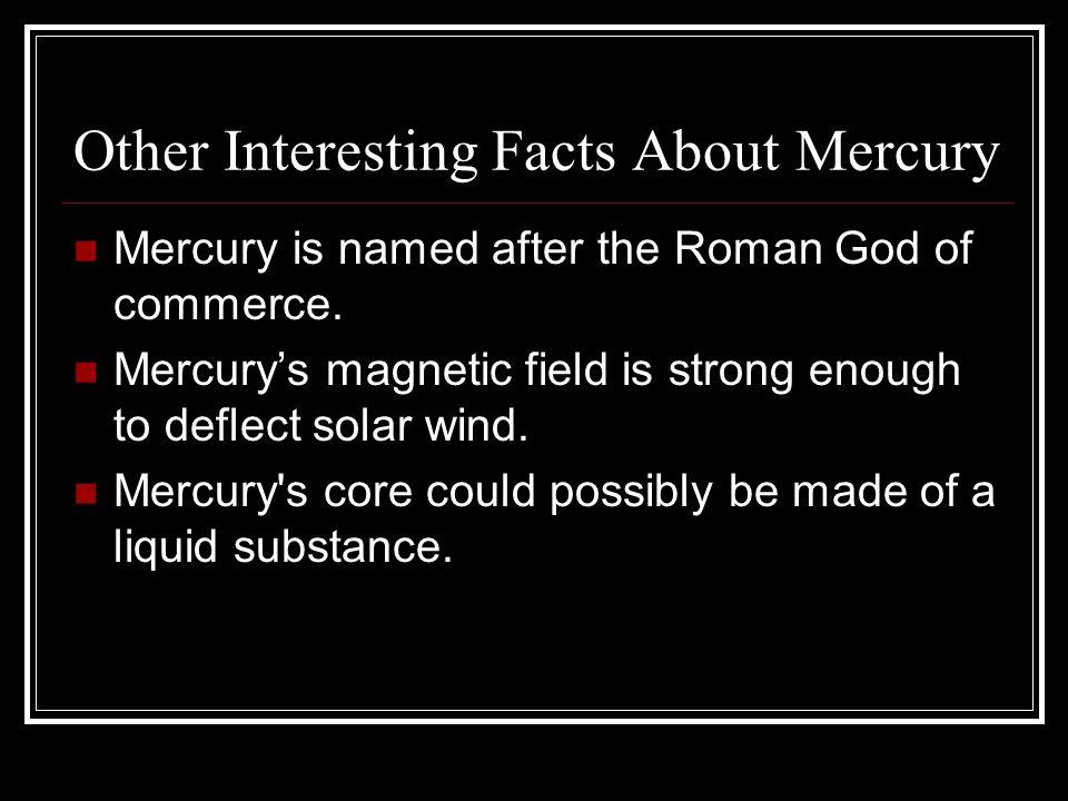 Mercury's atmosphere It's atmosphere is made up of hydrogen, helium, oxygen, sodium, calcium, and potassium.