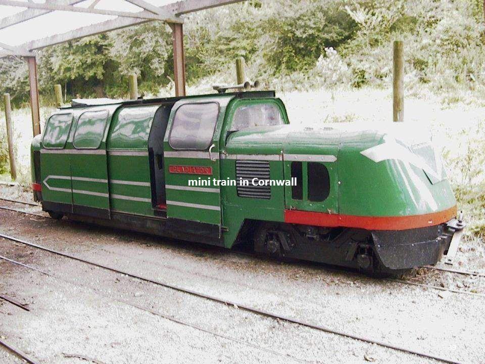 Mini train 38