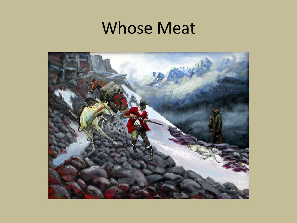 Whose Meat