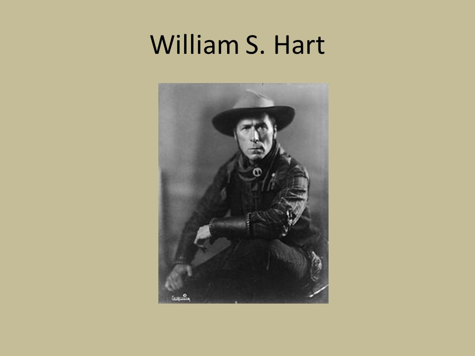 William S. Hart