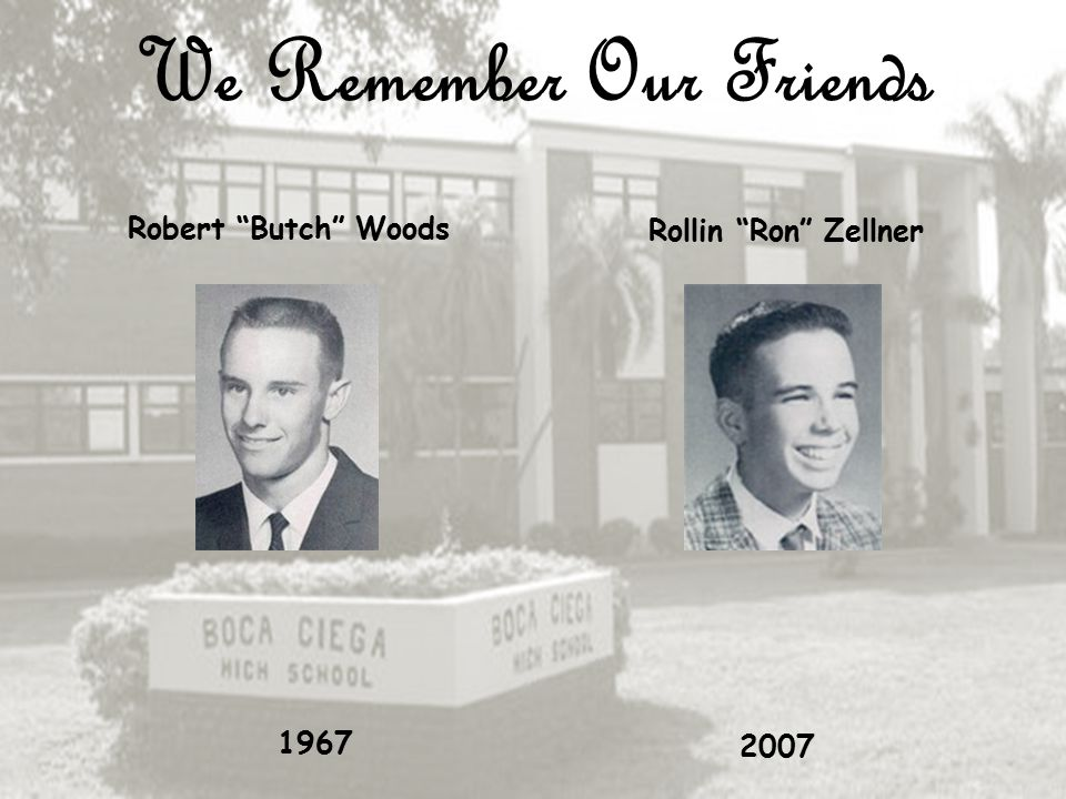 We Remember Our Friends Joan Wood 2011 Barbara Bonnie Wilson 2010
