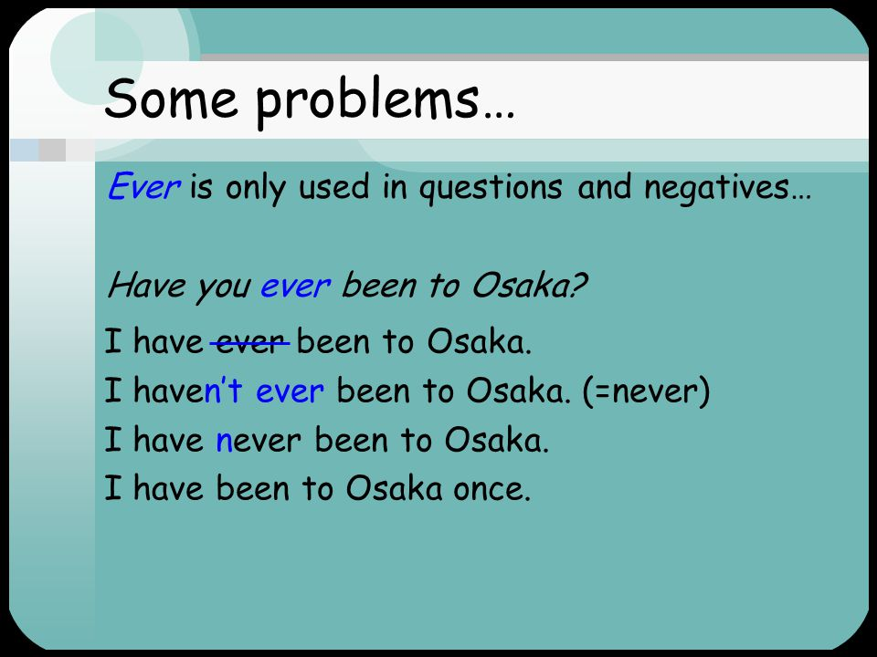 Some problems… To ask someone's opinion, we say… How do you feel about something .