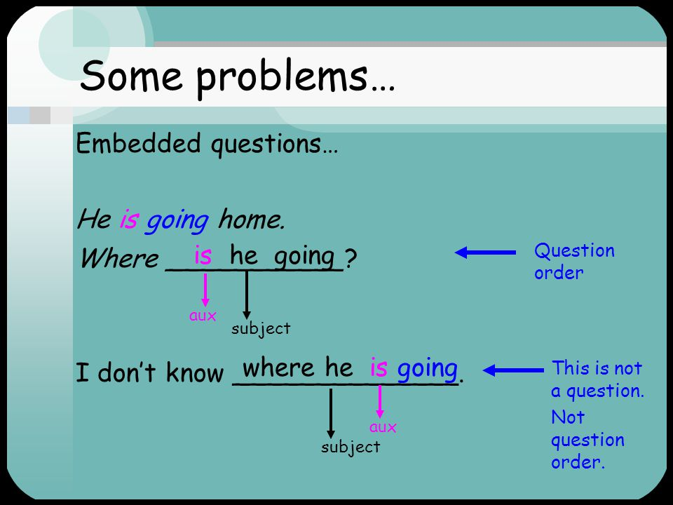 Some problems… Ever is only used in questions and negatives… Have you ever been to Osaka.