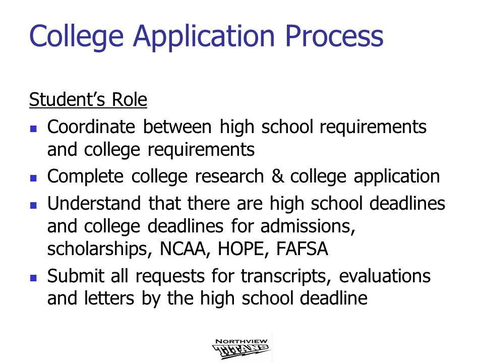 Electronic Transcript requests are used for Georgia colleges that are not on the Common Application and for NCAA transcript requests.