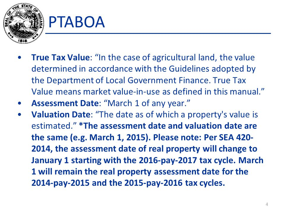 PTABOA The Board has the power to: Subpoena witnesses Examine witnesses, under oath, on the assessment or valuation of property Compel witnesses to answer its questions relevant to the assessment of valuation of property Order the production of relevant papers 35