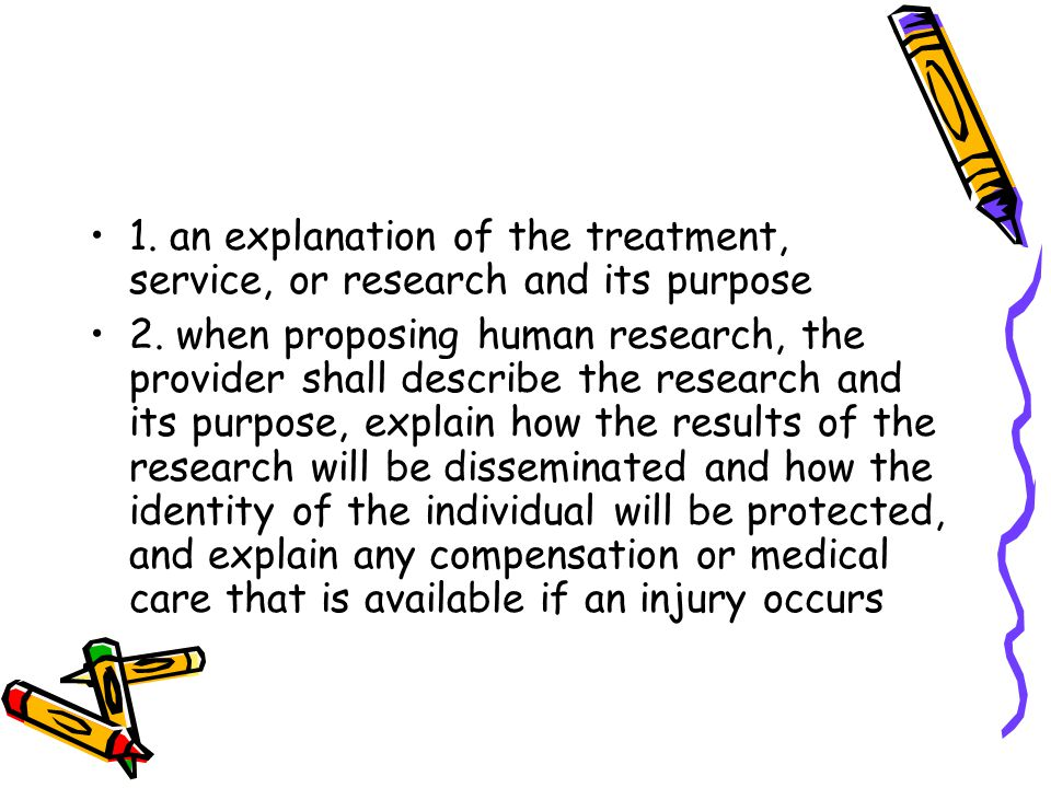 An Individual May Request admission to or discharge from any service at any time ***If they have the capacity to give informed consent
