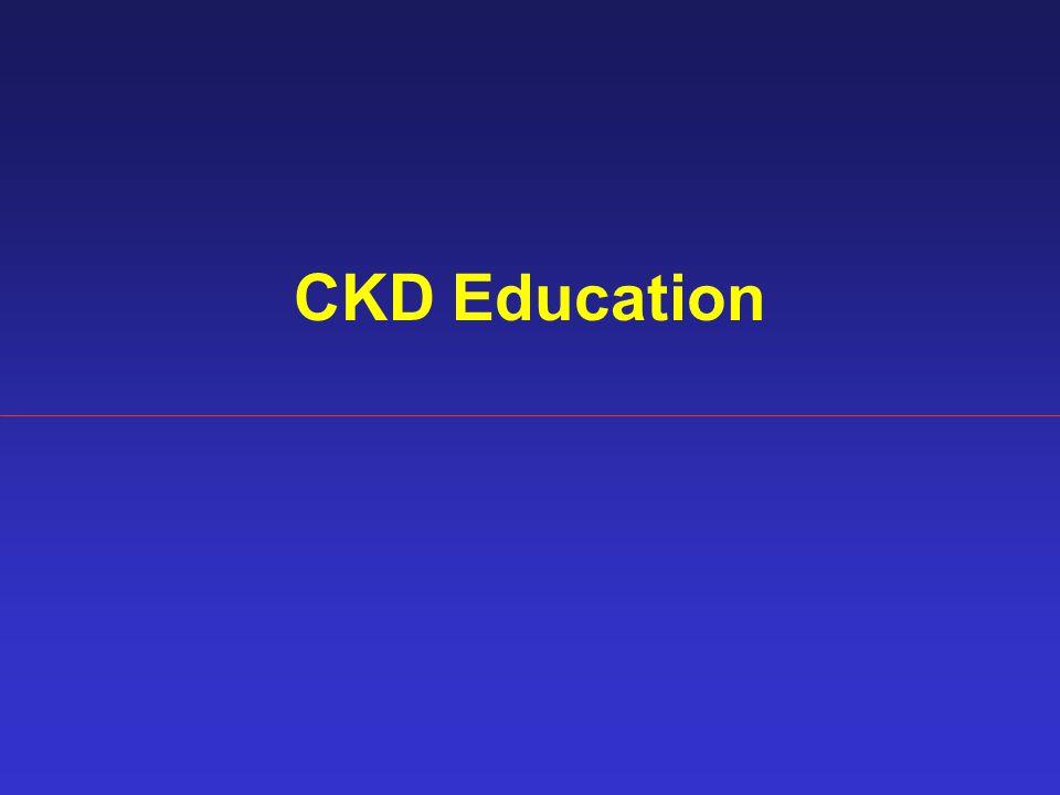 CKD Education