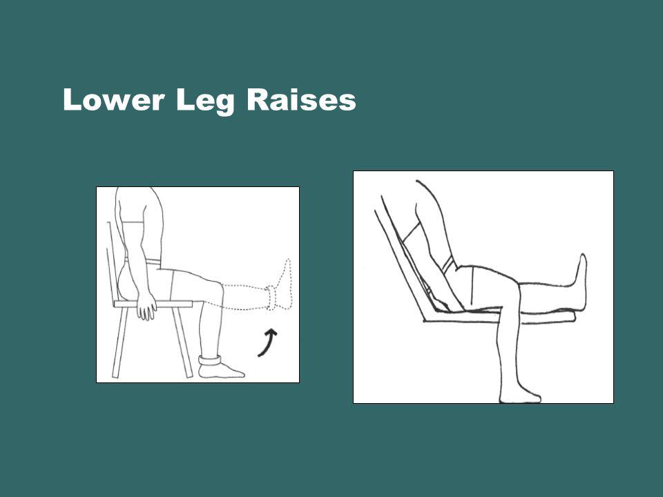 Lower Leg Raises
