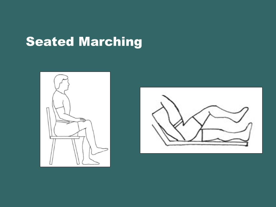 Seated Marching