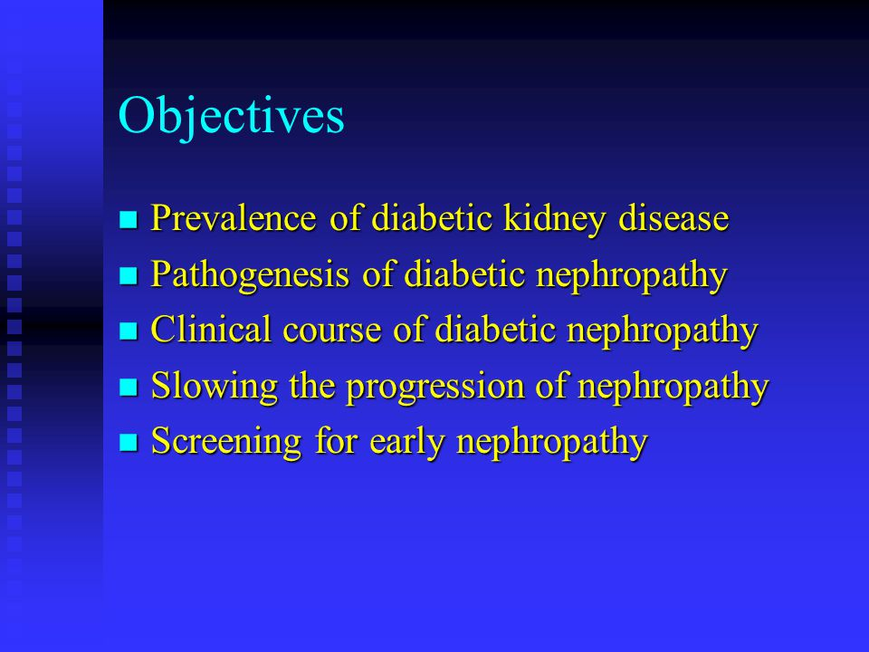 D.N.- Pathogenesis n Hypertension - in both expt & human F Hypertension follows 8-10 years of hyperglycemia in IDDM patients but it is frequently present at the diagnosis of NIDDM.