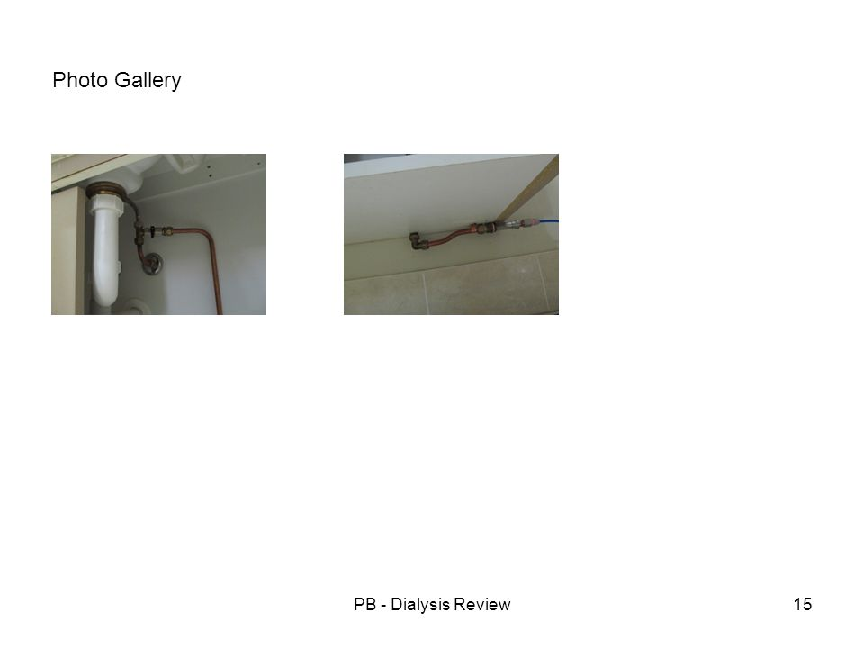 PB - Dialysis Review15 Photo Gallery