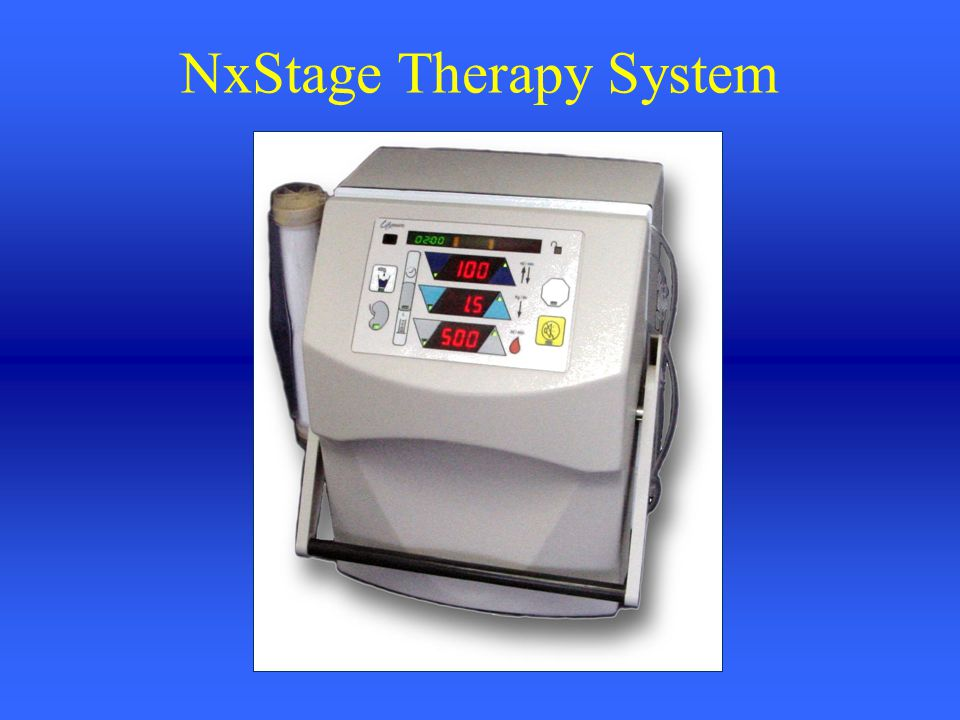 NxStage Therapy System