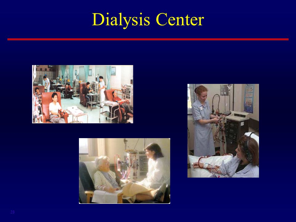 23 Dialysis Center