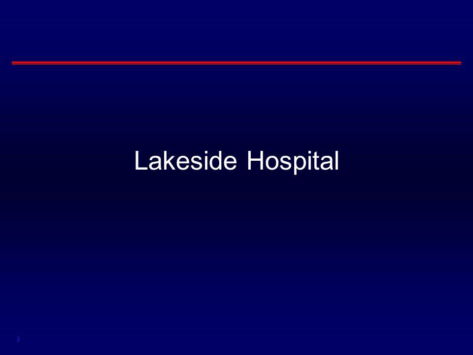 3 Lakeside Hospital