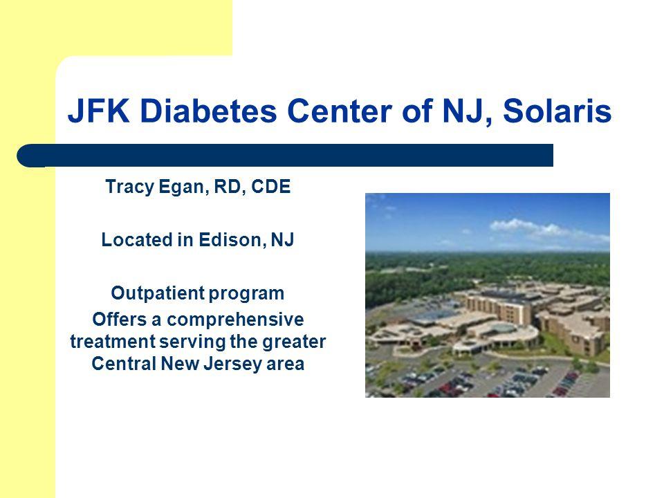 Morristown Memorial Hospital Adult Diabetes Center Jane V.