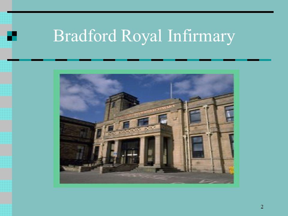 2 Bradford Royal Infirmary