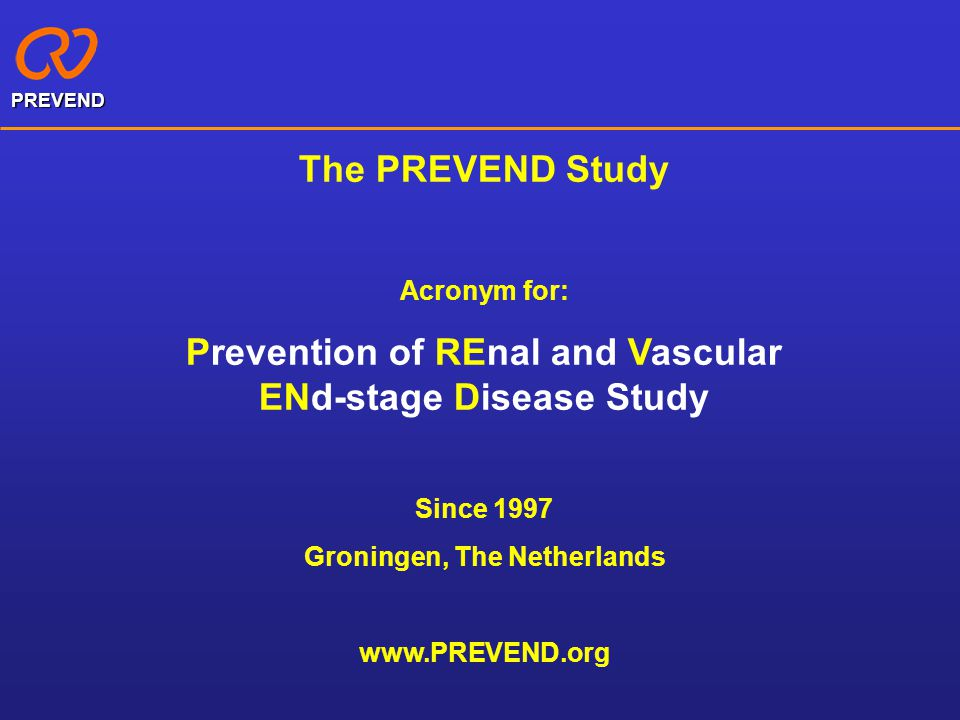 Renal function (%) 0 10 Follow-up (years) 012345678910 Renoprotection Especially effective when started early Renoprotection Late treatment Early treatment Necessity for dialysis
