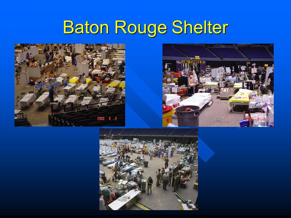 Baton Rouge Shelter