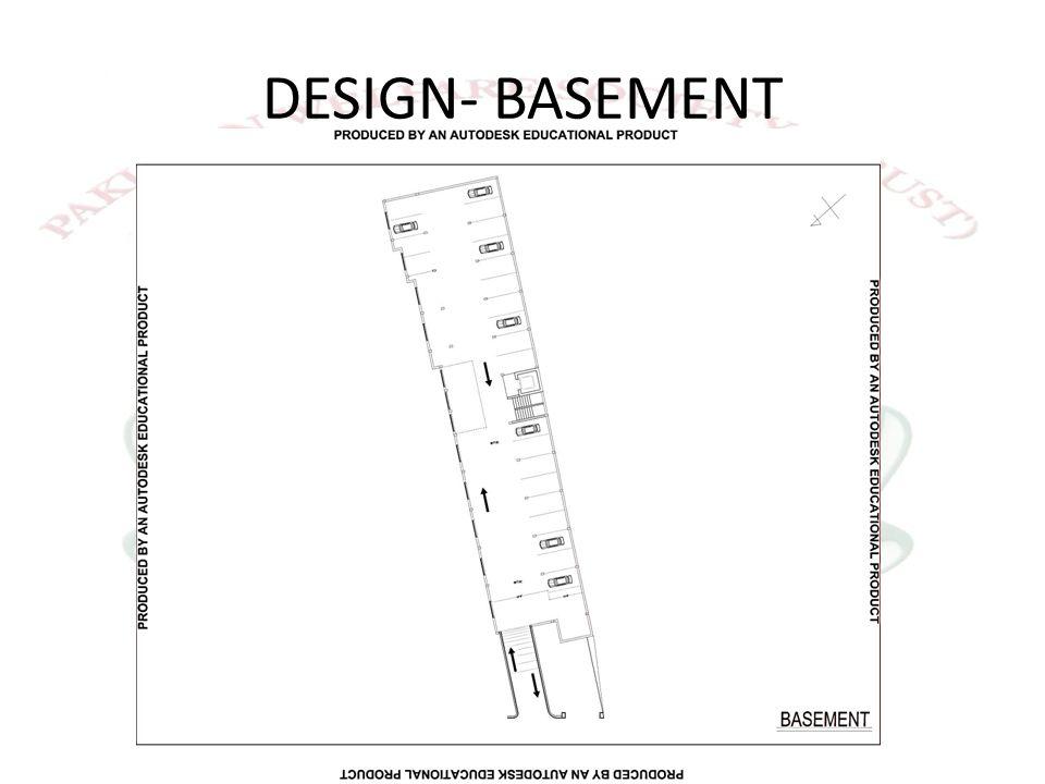 DESIGN- BASEMENT