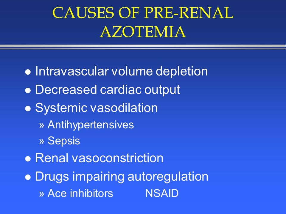 Hyperkalemia l Significance of urine output l Role of increased catabolism or tissue breakdown l Factors affecting shift of Potassium out of cells l Etiololgy of the renal failure