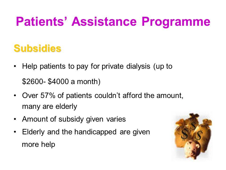 Peritoneal Dialysis Centre Address : Blk 102 Aljunied Cres #01-265 Singapore 380102 Dialysis Stations : 18 Patient Capacity : 108 Tel : (65) 6743 3572