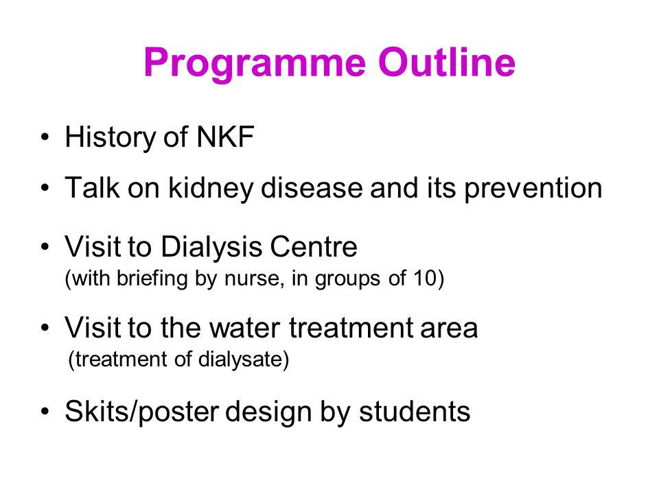 Arrival at NKF centre…. NKF centre at Kim Keat Road
