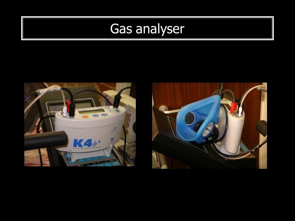 Gas analyser
