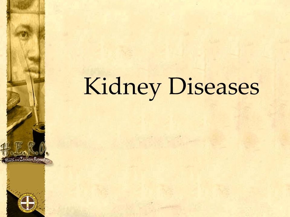 The National Kidney Foundation recommends three simple tests to screen for kidney disease: –a blood pressure measurement –a spot check for protein or albumin in the urine (proteinuria) –a calculation of glomerular filtration rate (GFR) based on a serum creatinine measurement.