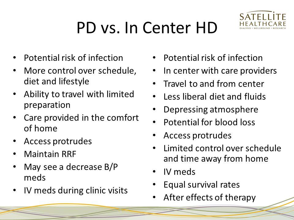 PD vs.