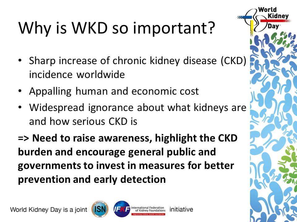 Why is WKD so important.