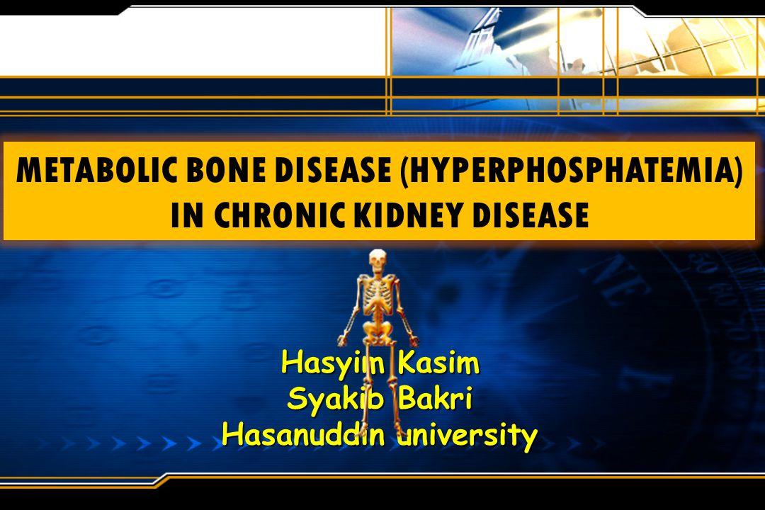 Management of Hyperphosphatemia Hyperphosphatemi a Hyperparathyroidism PO4 control Vit D / analog CalcimimeticParathyroidectom y PO4 CONTROL
