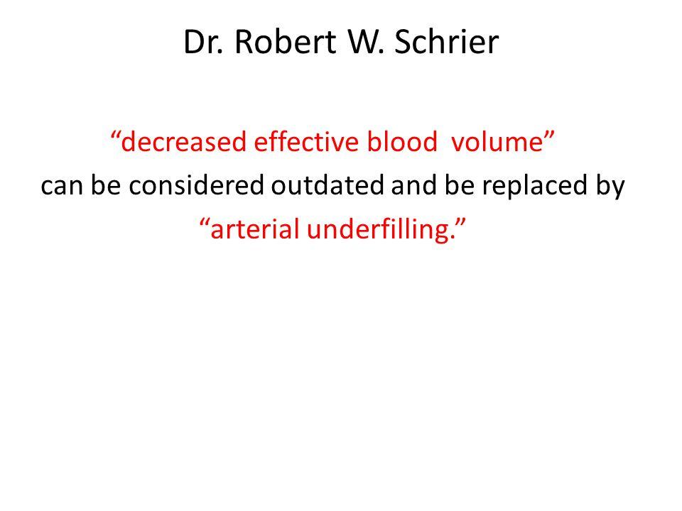 Dr.Robert W.