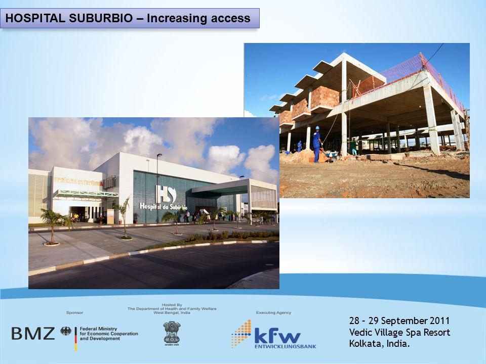 28 – 29 September 2011 Vedic Village Spa Resort Kolkata, India.