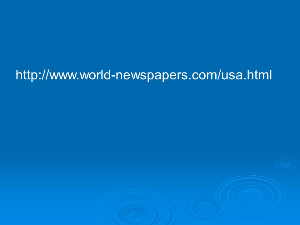 http://www.world-newspapers.com/usa.html