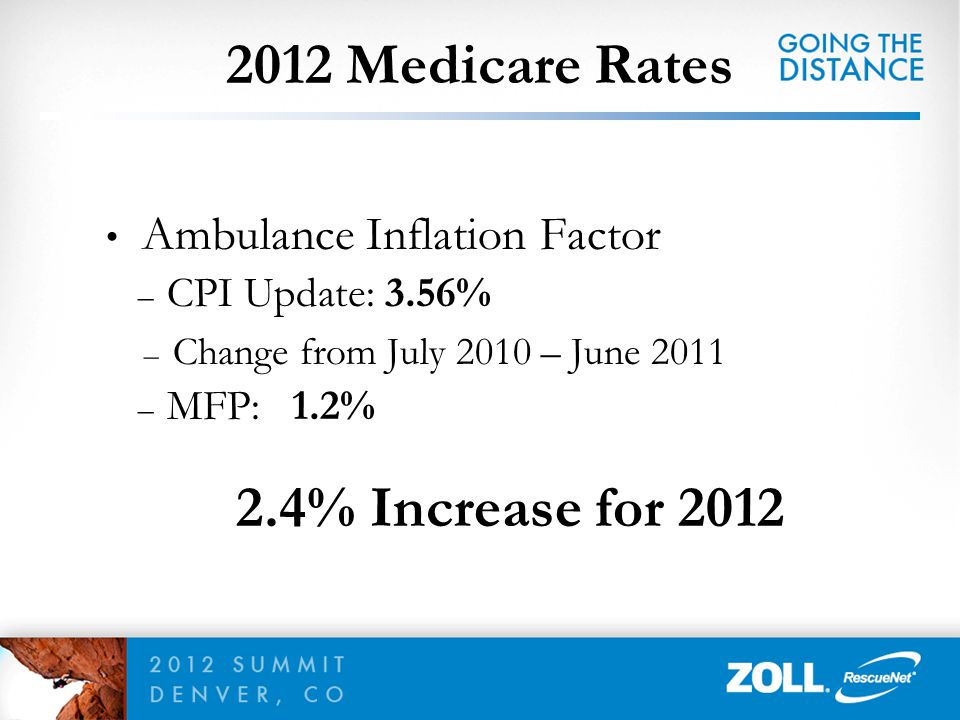 GAO Report Middle Class Tax Relief and Job Creation Act Updated GAO Report on Medicare payments for ambulance –A.A.A.