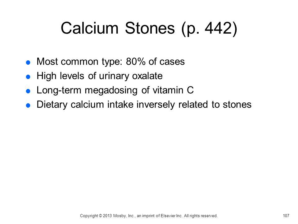 Struvite Stones (p.