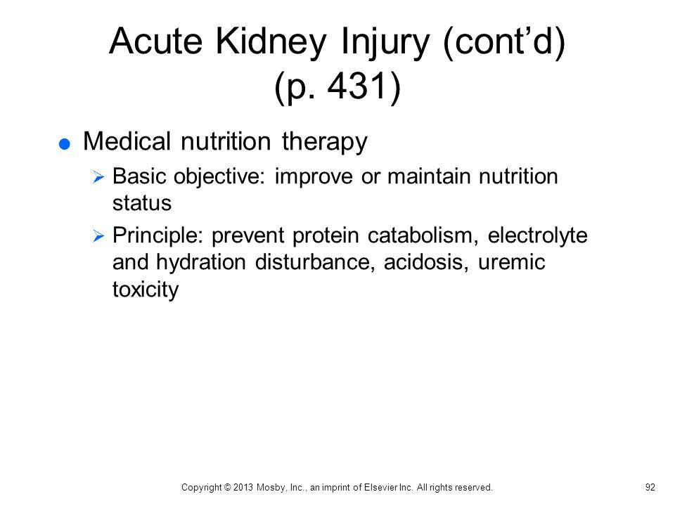 Chronic Kidney Disease (CKD) (p.
