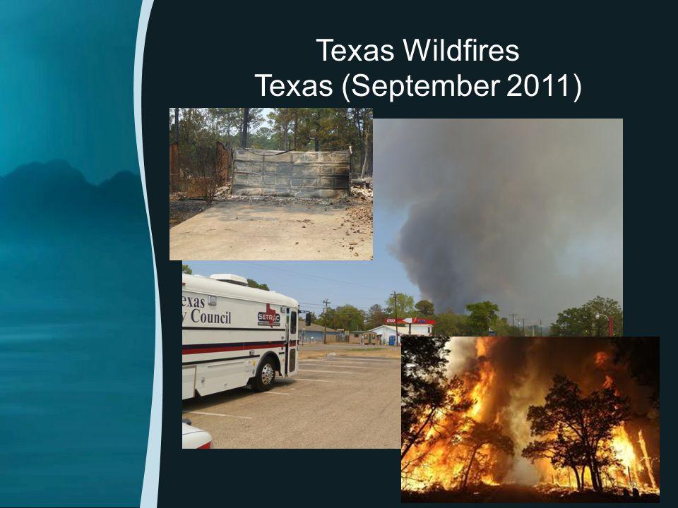 Texas Wildfires Texas (September 2011) 29