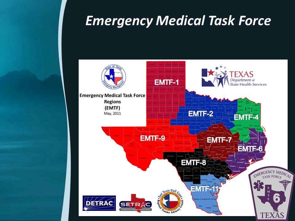 Emergency Medical Task Force 30