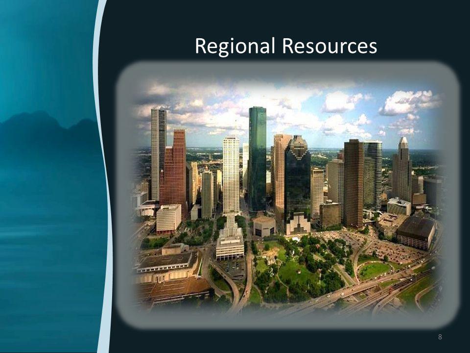 Regional Resources 8