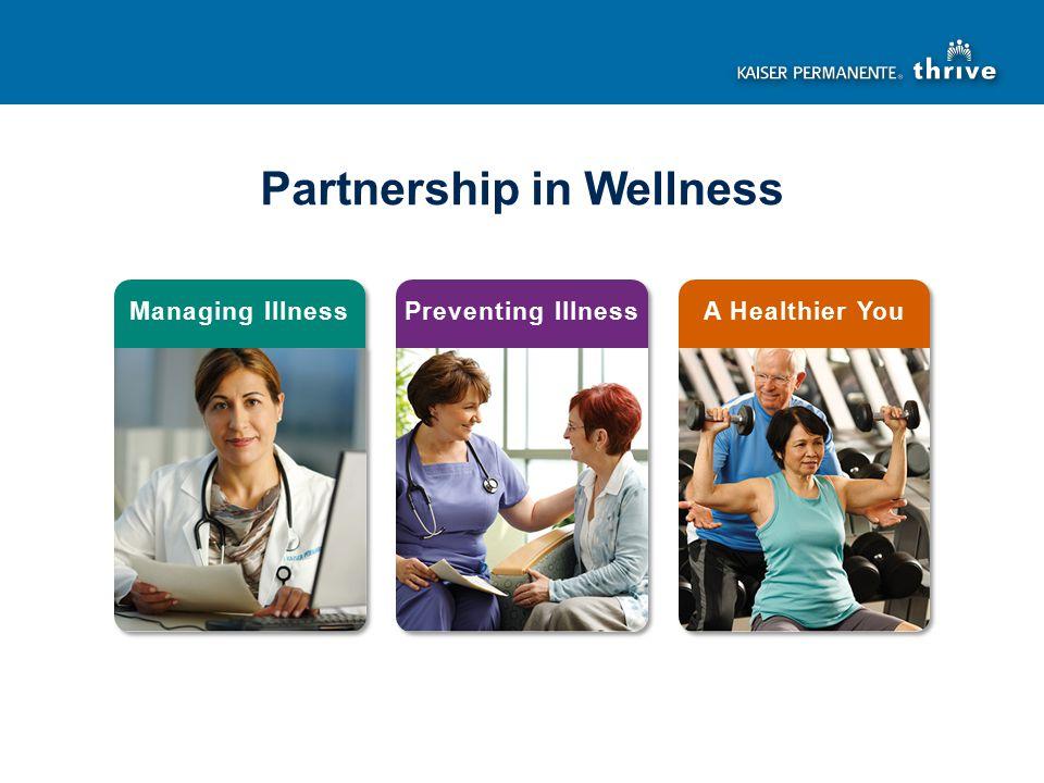 Partnership in Wellness