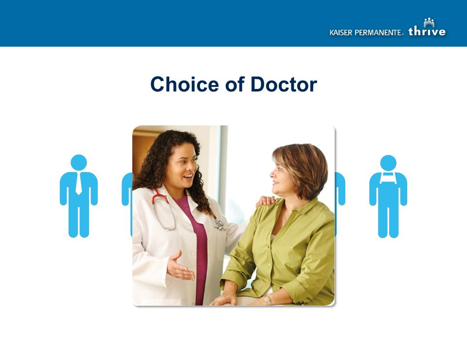 Choice of Doctor